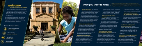UC Davis admitted parents mailing 2016